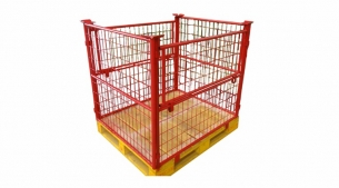 Foldable Steel Container FSC1002