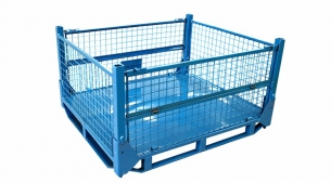 Foldable Steel Container FSC1003