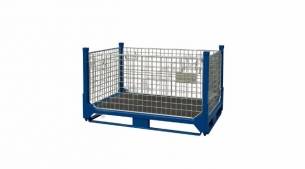 Foldable Steel Container FSC1004