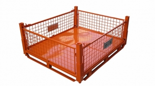 Foldable Steel Container FSC1005