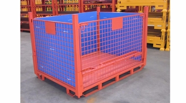Foldable Steel Container FSC1010